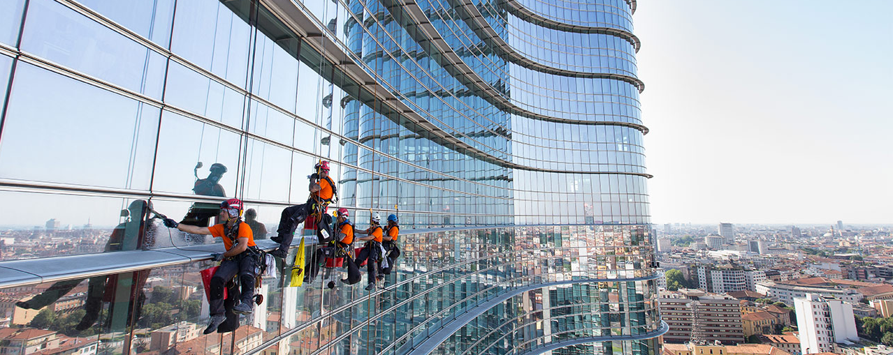 Ứng dụng rope access