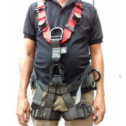 Fallprotec harness